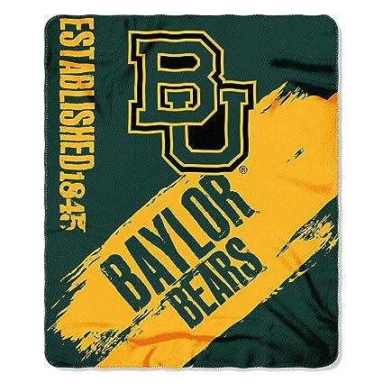 Amazon The Northwest Company Baylor Bears Blanket 40x40 Fleece Cool Baylor Throw Blanket