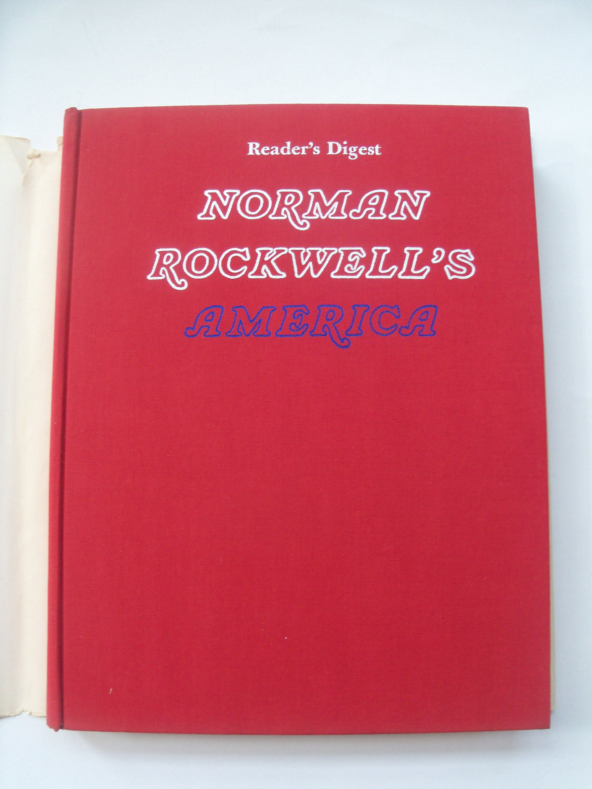 Norman Rockwell s America Reader s Digest Christopher Finch
