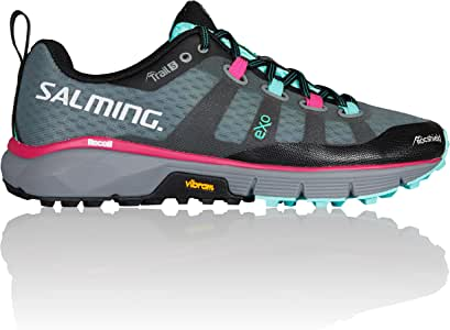 Salming Trail 5 - Zapatillas de Running para Mujer, Color Rojo y ...