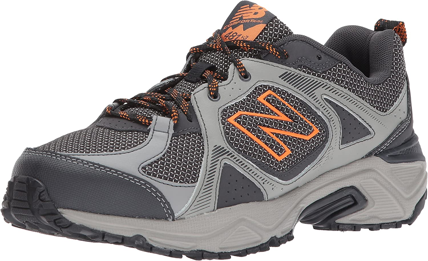New Balance Men s 481V3 Cushioning Trail Running Shoe