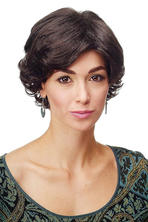 Wig Me Up Splendida Parrucca Donna Capelli Corti Corta