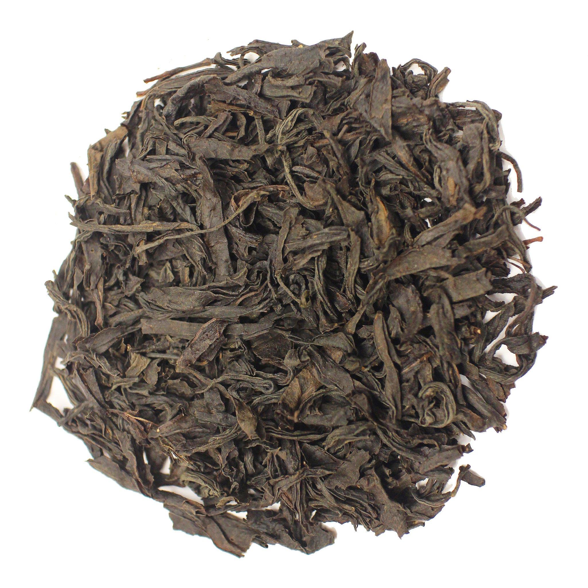 The Tea Farm - Shui Xian Oolong Tea - Chinese Loose Leaf Oolong Tea (16 Ounce Bag) by The Tea Farm