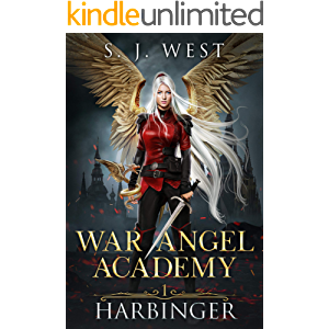 Harbinger (War Angel Academy Book 1)