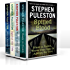 Spilled Blood: Inspector Drake Mysteries Box Set Book 1-3