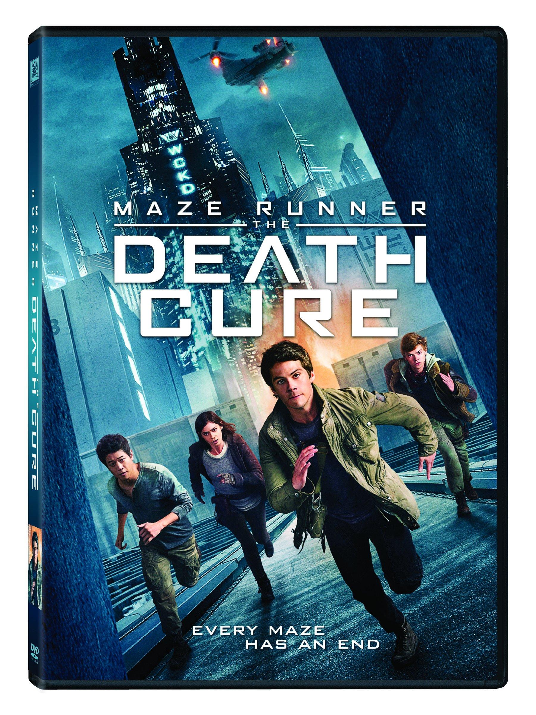 DVD : Maze Runner: The Death Cure (DVD)