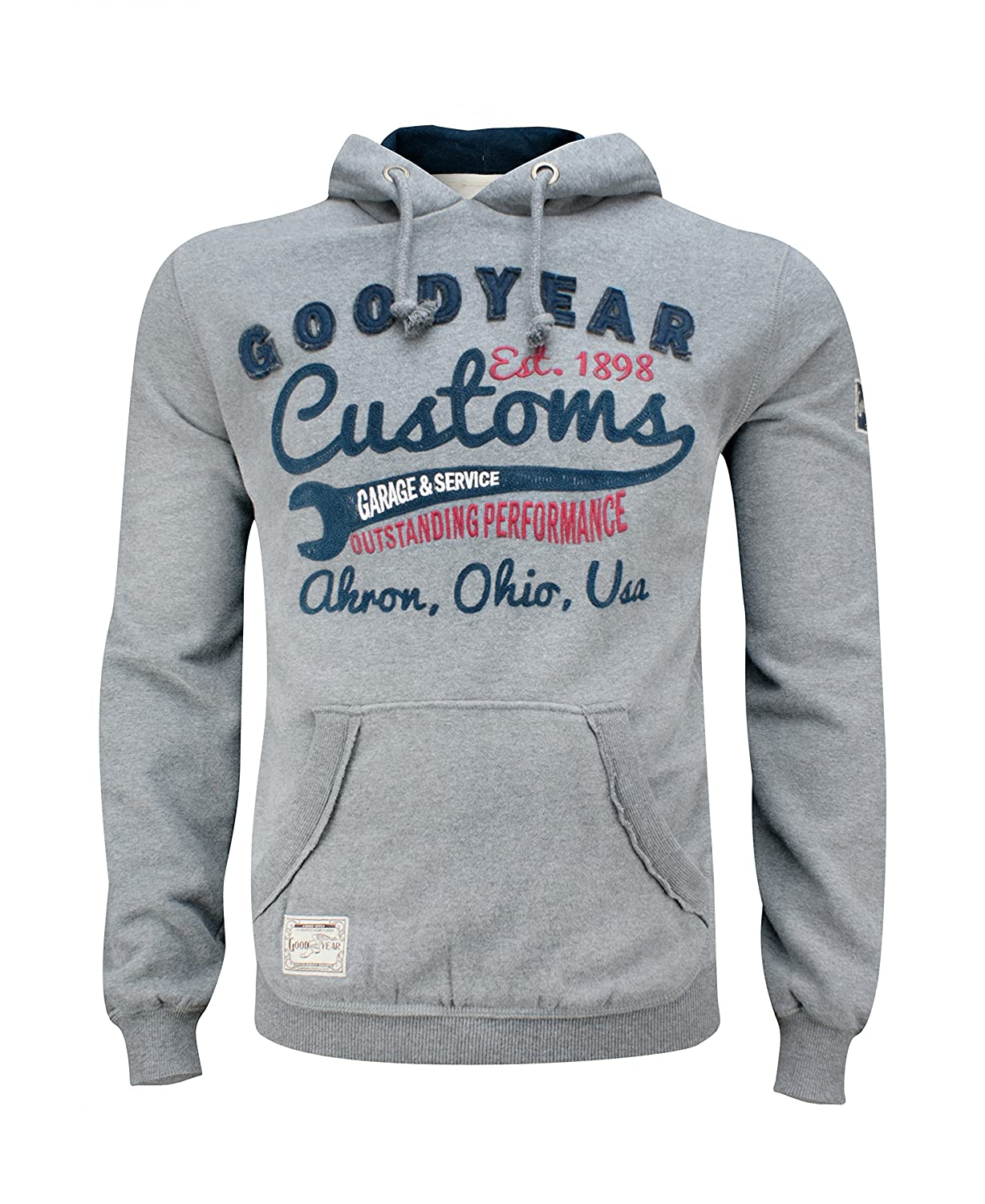 Goodyear Kapuzensweatshirt Oregon