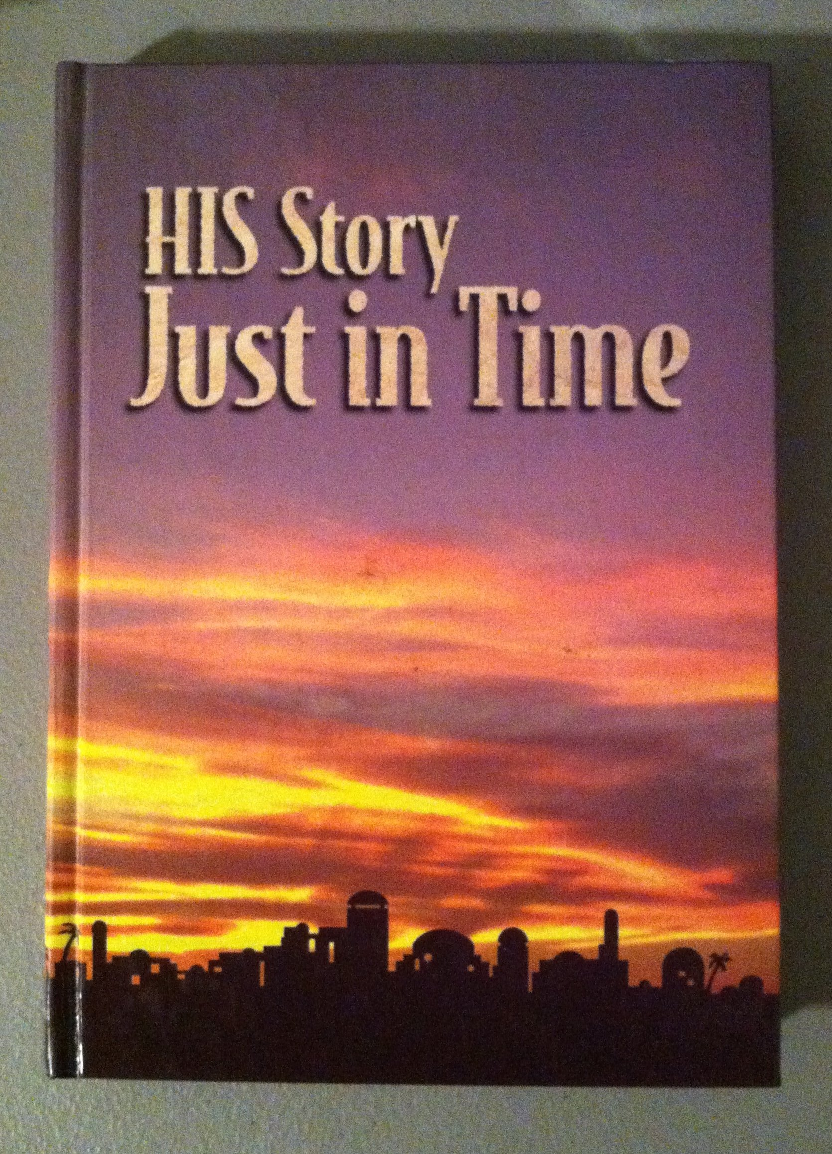 His Story: Just in Time pdf epub