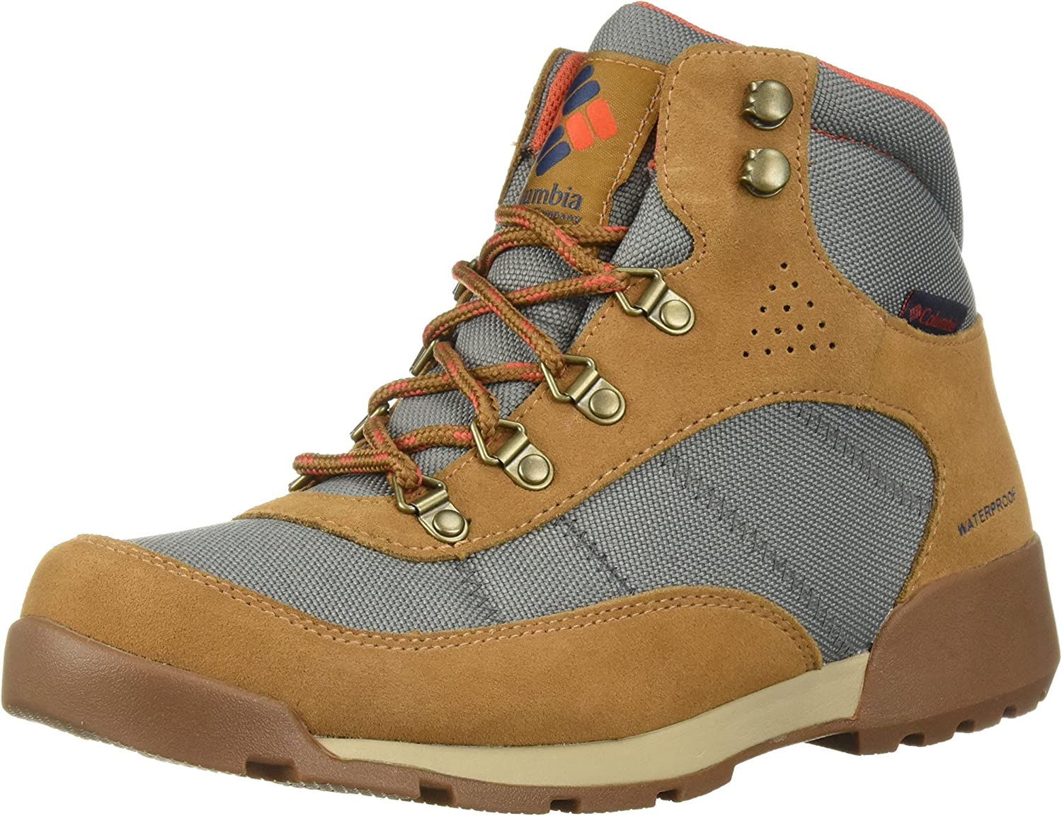 Columbia Women s Endicott Classic Mid Waterproof Hiking Boot