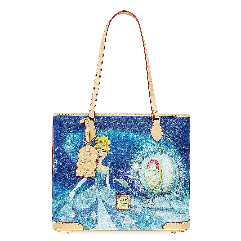 Amazon Com Disney Dooney Bourke Princess Cinderella Tote Bag Shoes