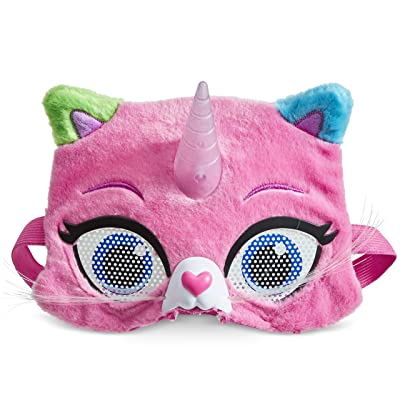 RBUK Rainbow Butterfly Unicorn Kitty Vision Mask, Multi Colered: Toys & Games