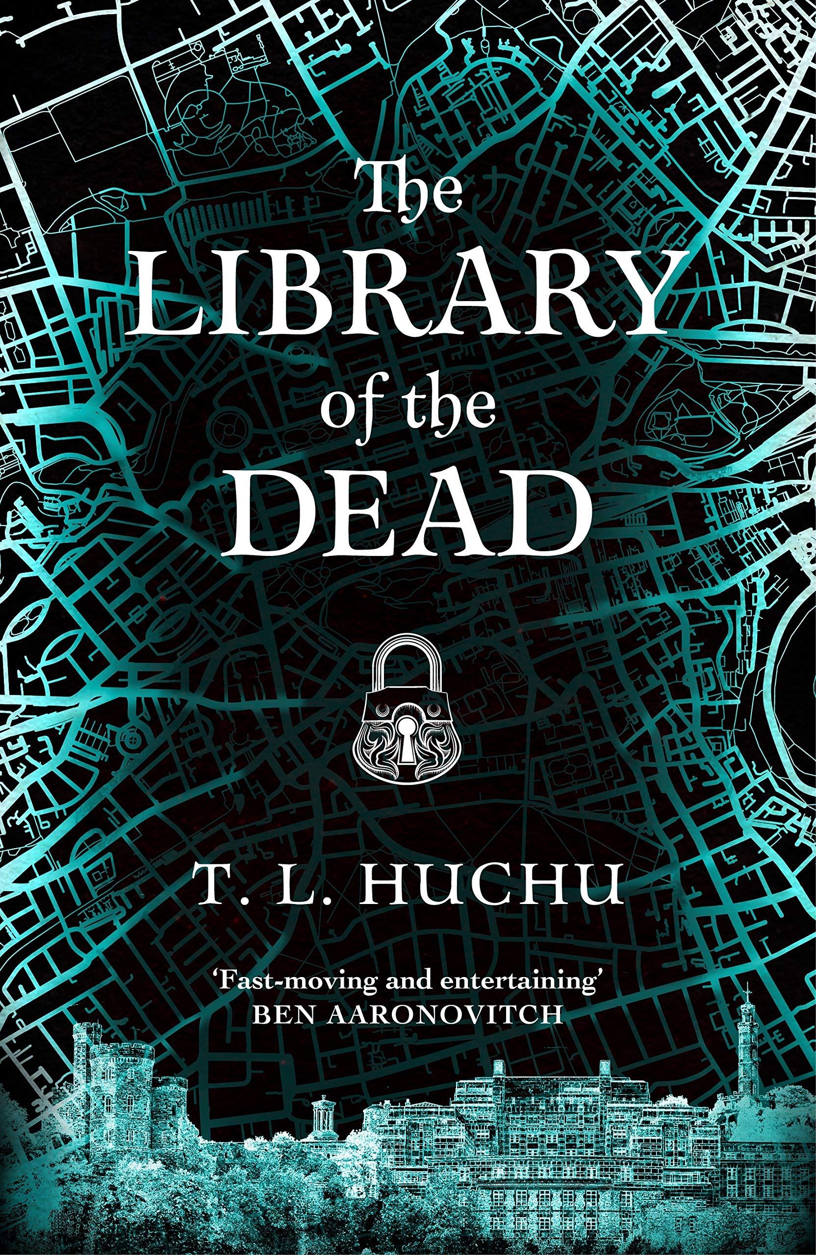 The Library of the Dead (Edinburgh Nights): Amazon.co.uk: Huchu, T. L.:  9781529039450: Books