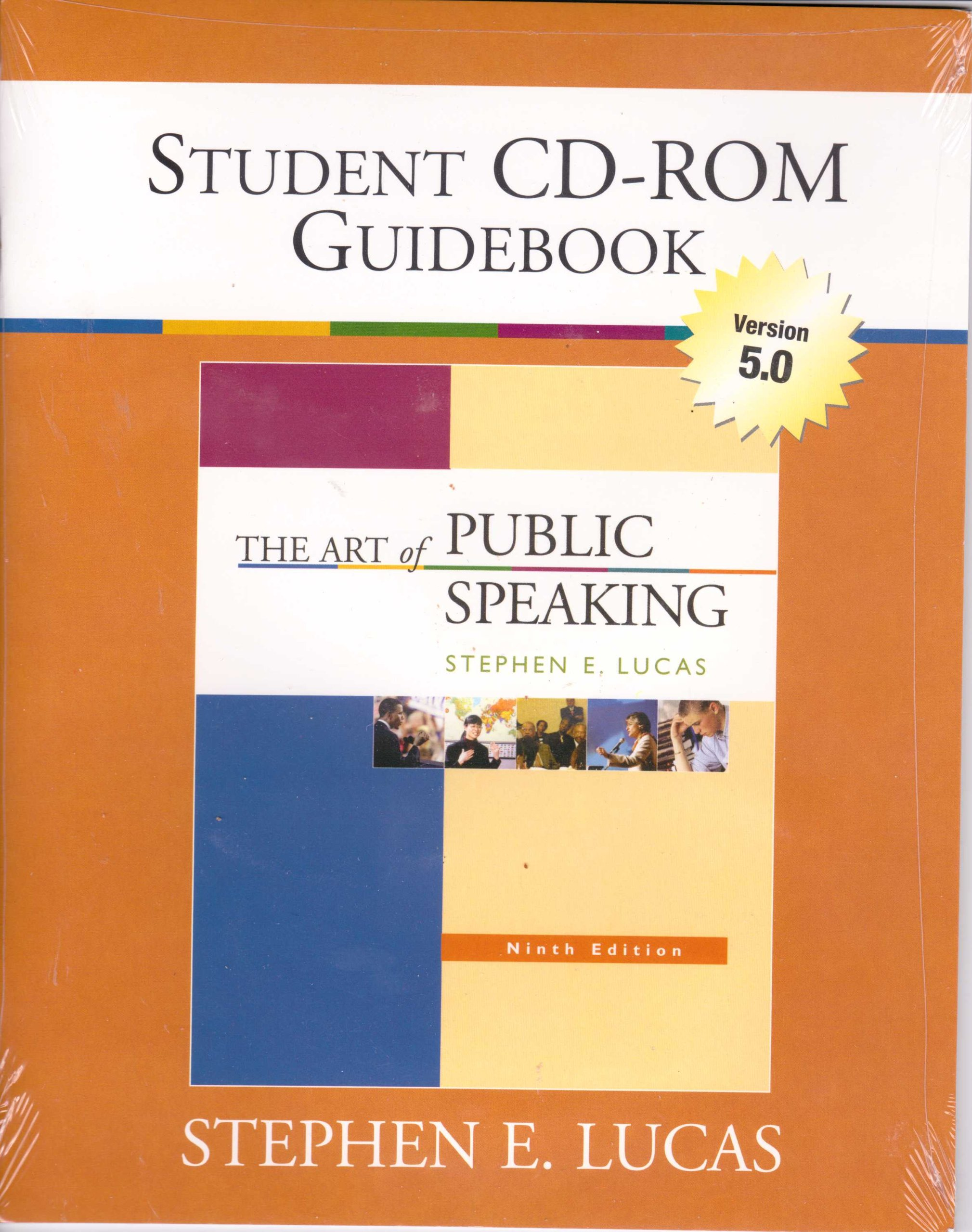 Student CD-ROMs 5.0 with Guidebook and PowerWeb card (NAI) to accompany The Art of Public Speaking, 9th Edition pdf epub