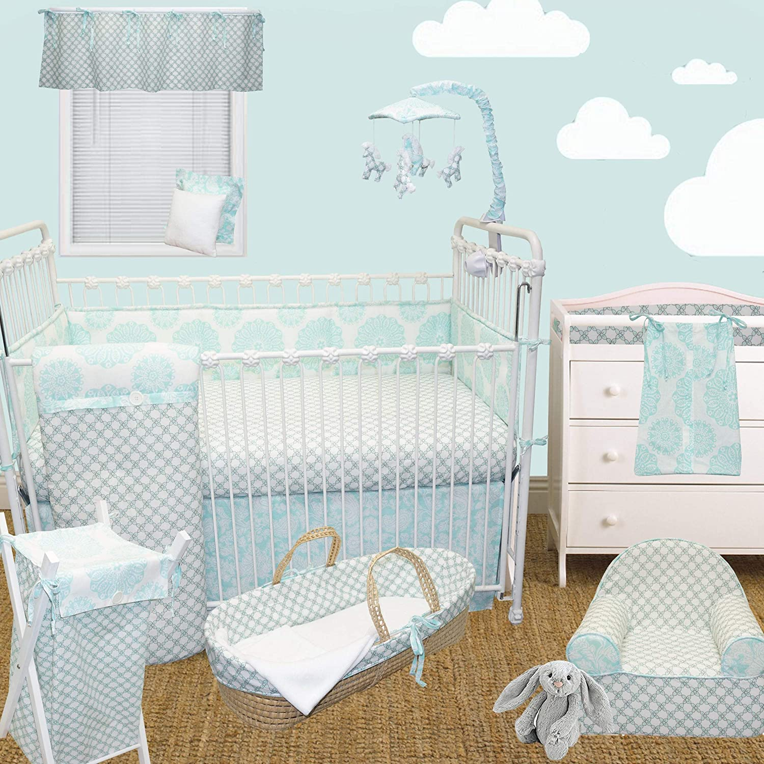 Cotton Tale Designs Mobile Periwinkle 1-Pack