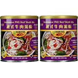 Authentic PHO Beef Broth Mix Vietnamese soup (Gluten Free) 2 Pack