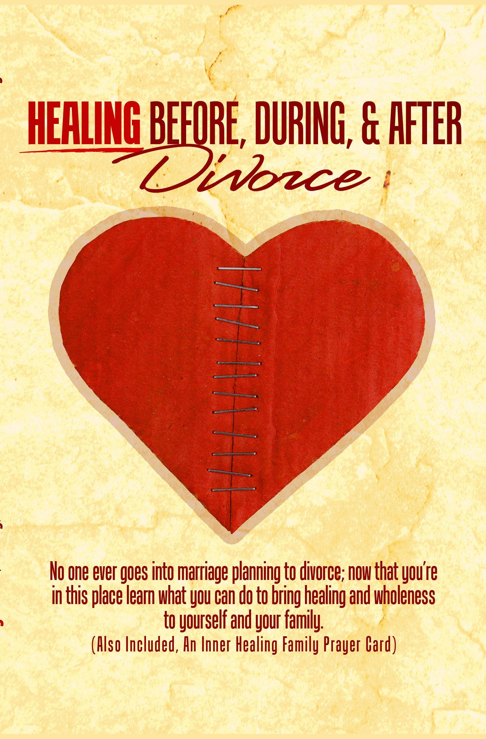 Prayer for divorce healing