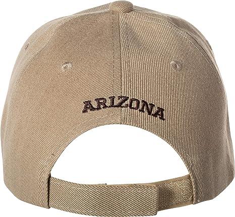 Arizona State Polyester Flag Unisex Adult Denim Hats Cowboy Hat Dad Hat Driver Cap