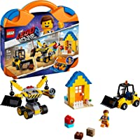 LEGO 70832 THE LEGO® MOVIE 2™ Emmet's Builder Box Building Kit, Colourful