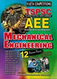 TSPSC AEE ( Assistant Executive Engineers ) Mechanical Enineering [ ENGLISH MEDIUM ]