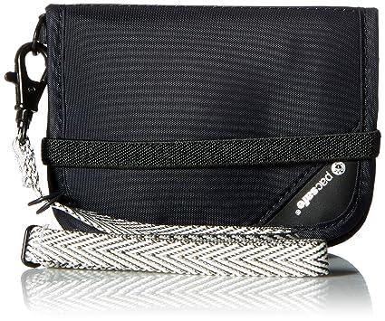 4e2b0ebc114 Pacsafe RFIDsafe V50 Anti-Theft RFID Blocking Compact Wallet