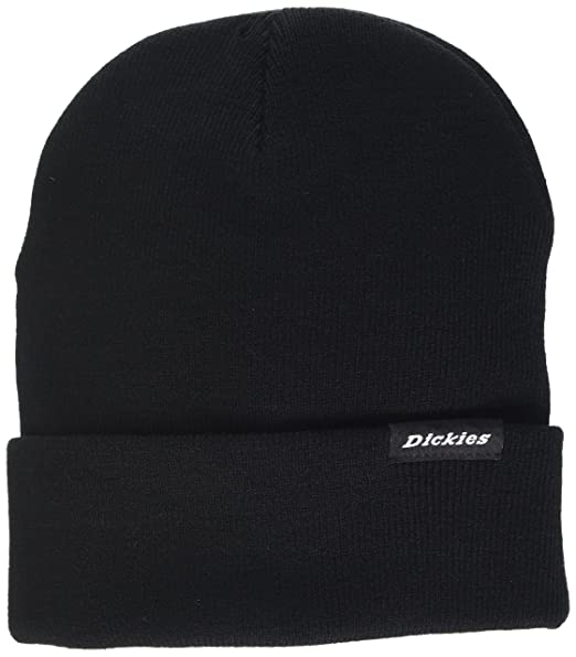 83fd2967c2c Dickies Alaska Beanie - Black at Amazon Men s Clothing store