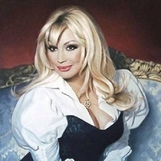 Russian singer Masha Rasputina (Alla Ageeva). Quarter 95 Studio ...