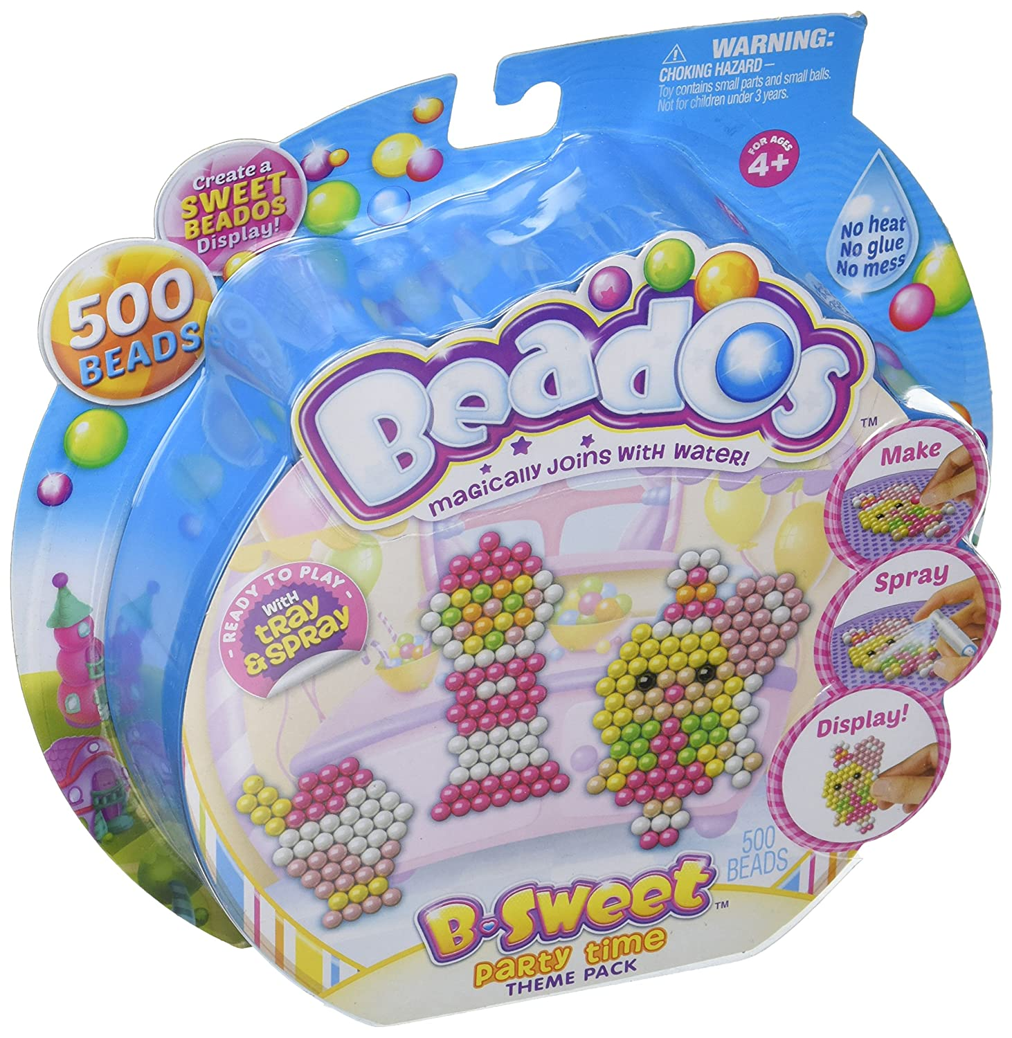 Beados Season 6 B Sweet Theme Pack Party Time