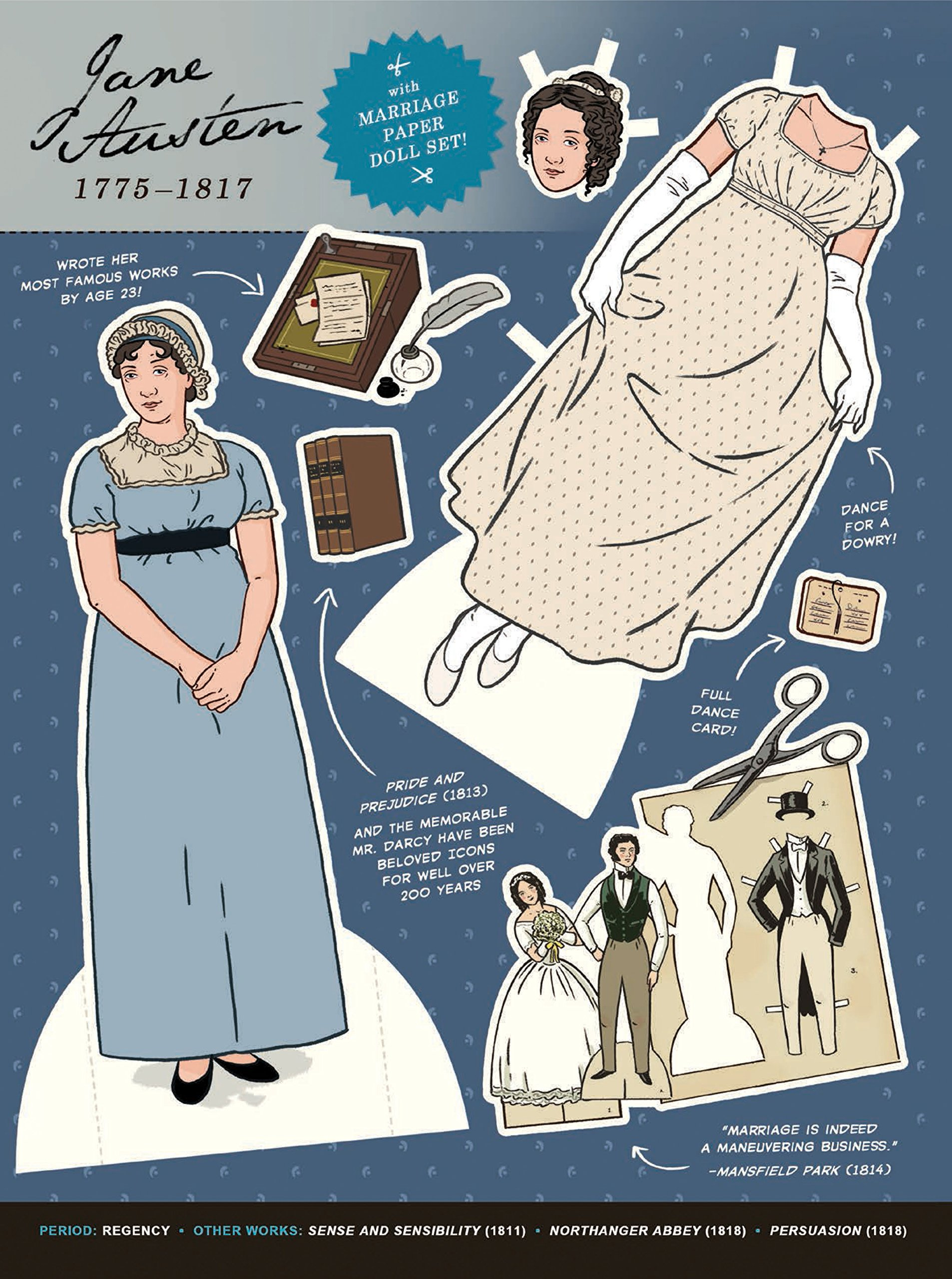 literary paper dolls includes masters of the literary world literary paper dolls includes 16 masters of the literary world kyle hilton 9781452144368 com books