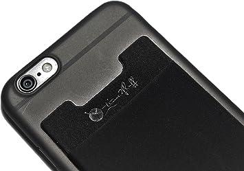 time2fluff Original Tarjeta Soporte para Smartphone, Cartera ...