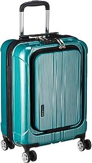5bddb74e36659f [アクタス] スーツケース ジッパー フロントオープン ポライト 機内持ち込み可 74-20340 35L