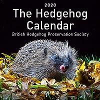 The Hedgehog Calendar 2020