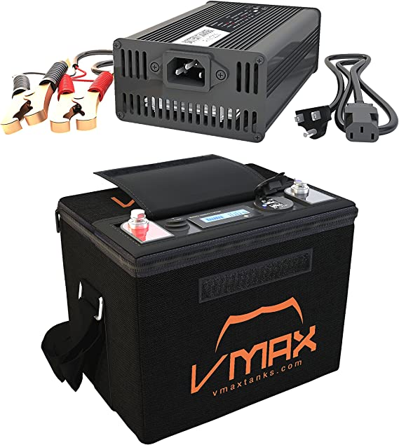 VMAX Lithium Ion Battery (VPG 12C-50 LI)