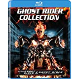 Ghost Rider / Ghost Rider Spirit of Vengeance - Set [Blu-ray]