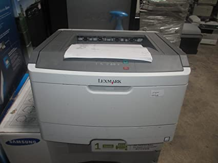 LEXMARK E260DN PRINTER DRIVERS DOWNLOAD FREE