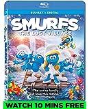 Smurfs: The Lost Village [Blu-ray]