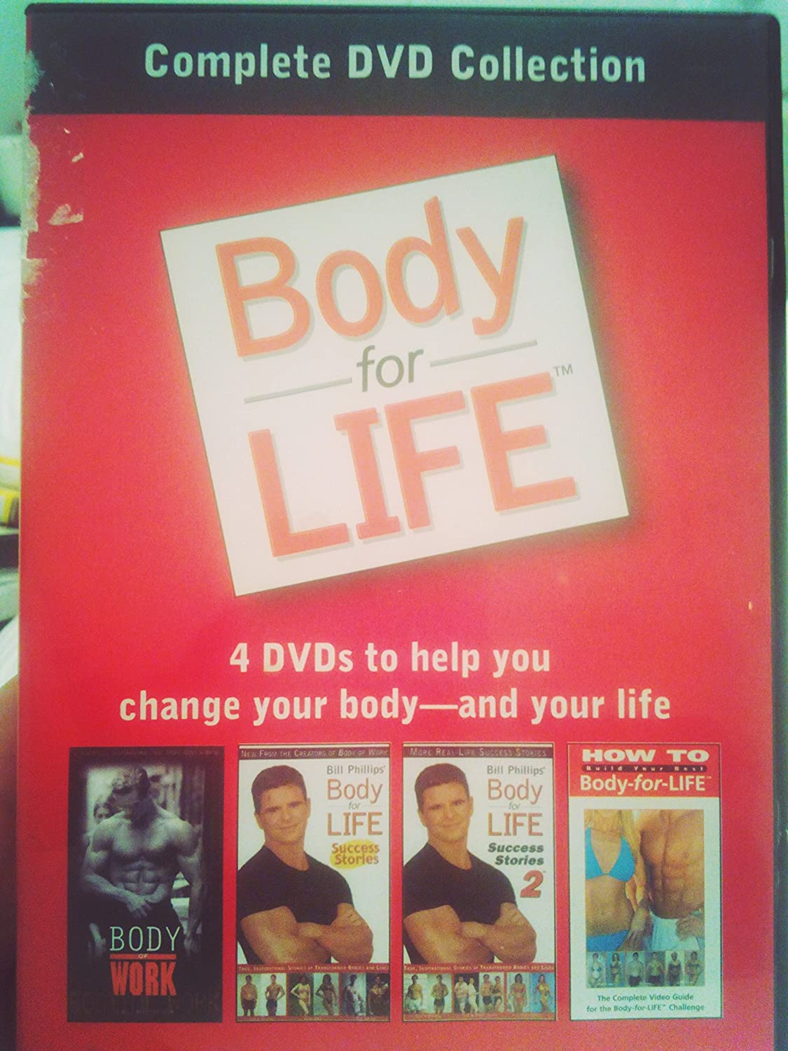 Body For Life Complete DVD Collection