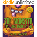 Book For Kids: The Monster That Lived Under My Bed: Children's book about a Boy and a Cute Monster, Picture Books, Preschool Books, Ages 3-5, Baby Books, Kids Books, Bedtime Story