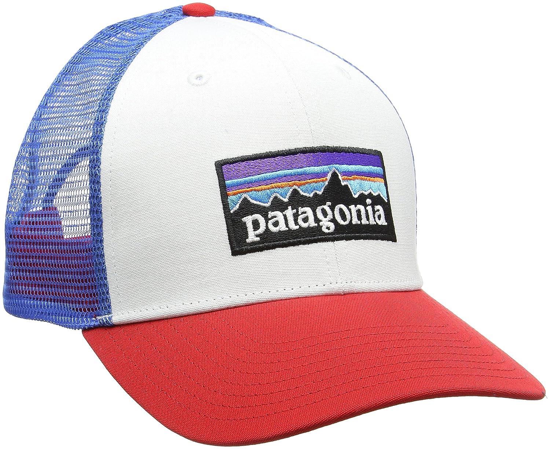 94330c782dbc2 Patagonia Men s P-6 Logo Trucker Hat