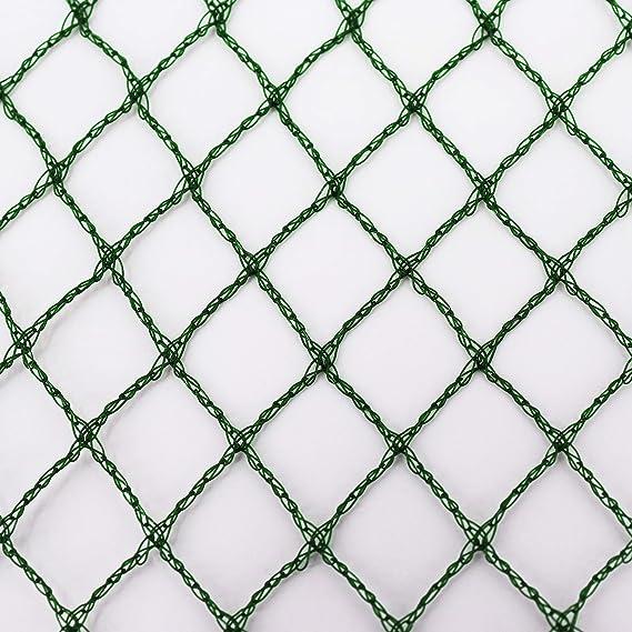 Teichnetz   19 m x 50 m oliv   Masche 5 cm