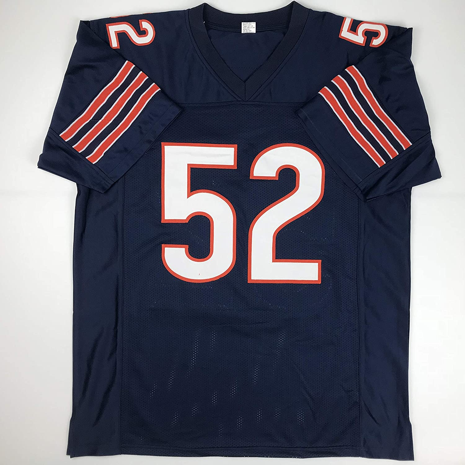 7886d9cd Unsigned Khalil Mack Chicago Blue Custom Stitched Football Jersey Size  Men's XL New No Brands/Logos