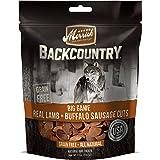 Merrick Backcountry Grain Free All Natural Dog Treats Big Game Real Lamb + Buffalo