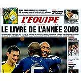 L'Equipe, Le livre de l'année 2009