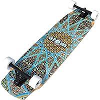 "Atom Longboards Atom Freeride/Downhill Longboard – 37"", alfombra mágica"
