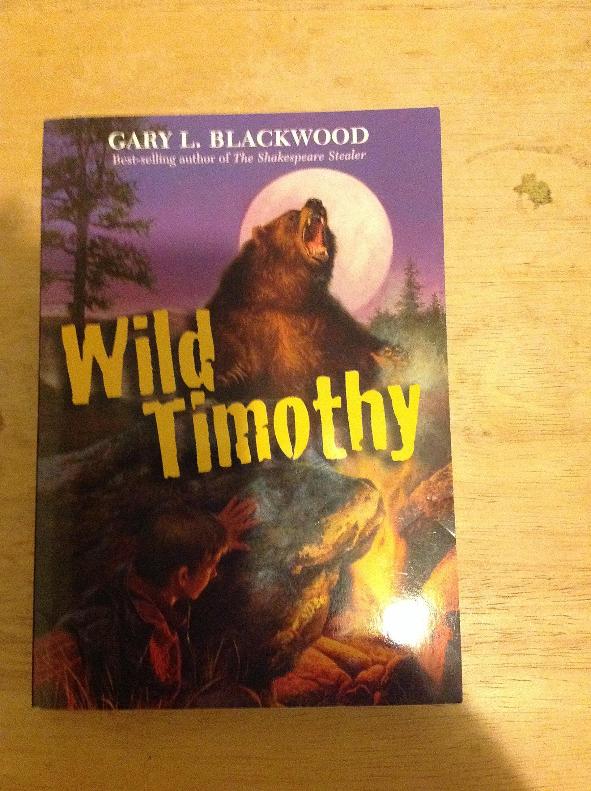 Read Online Wild Timothy PDF