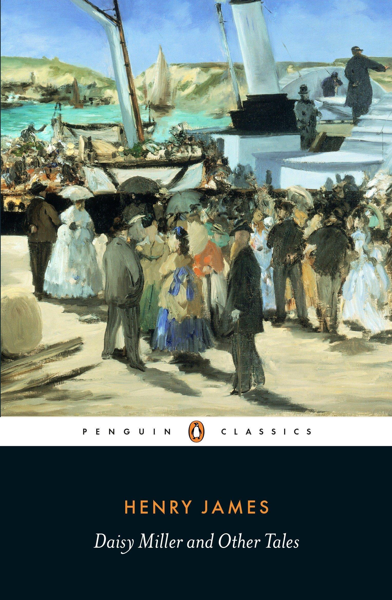 Daisy Miller and An International Episode (Oxford Worlds Classics)