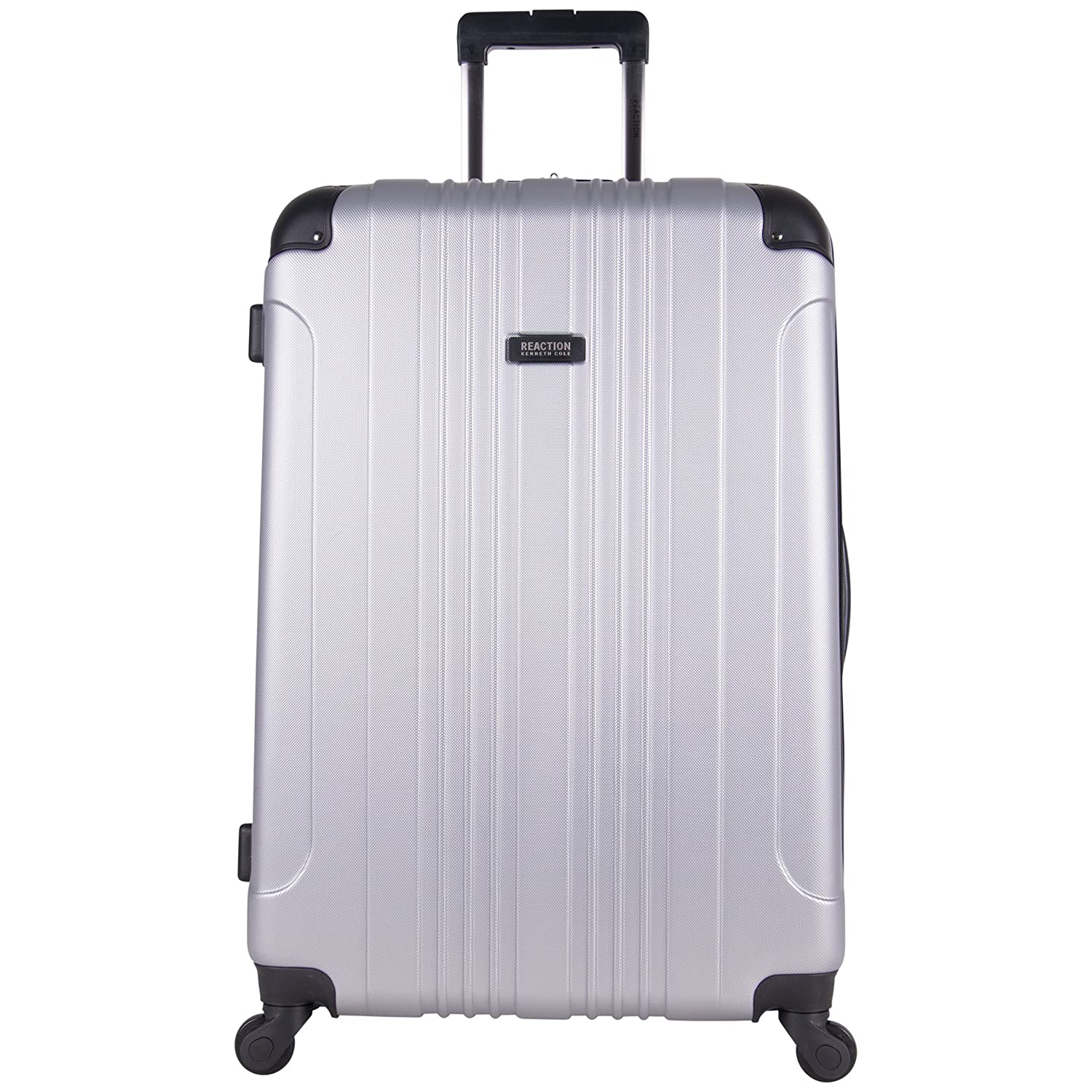 Kenneth Cole Reaction Out Of Bounds 28-Inch Check-Size Lightweight Durable Hardshell 4-Wheel Spinner Upright Luggage best spinner luggage