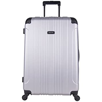0c618fb35 Amazon.com | Kenneth Cole Reaction Out Of Bounds 28-Inch Check-Size  Lightweight Durable Hardshell 4-Wheel Spinner Upright Luggage | Luggage &  Travel Gear