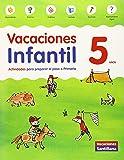 VACACIONES INFANTIL 5 AÑOS - 9788468087146