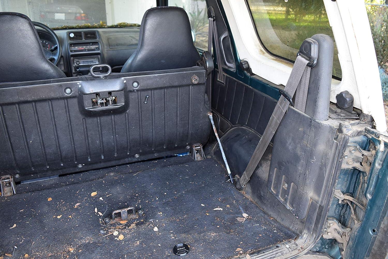 BlendDoor Billet Geo Tracker//Suzuki Sidekick Seat Prop Rod End