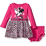 Disney Baby Girls Minnie Mouse Tutu Dress and Diaper Cover Set