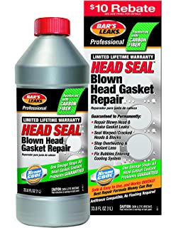 Amazon com: Bar's Leaks HDC Radiator Stop Leak Tablet - 60 Grams